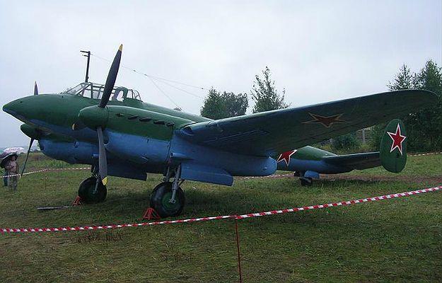 Bombowiec radziecki PE-2