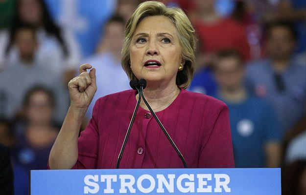 Wybory prezydenckie w USA. Sondaż: Hilary Clinton ma 7 pkt. proc. przewagi nad Donaldem Trumpem