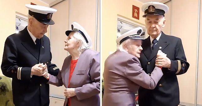 Józefów k. Otwocka. Marynarz-emeryt porwał żonę do tańca. Kobieta cierpi na Alzheimera