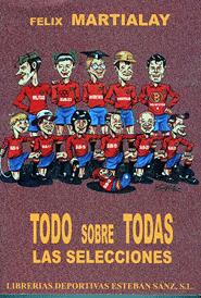 Biblia statystyków piłkarskich reprezentacji Hiszpanii.