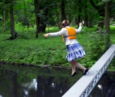"""""""Projekt Lady"""": jedna z uczestniczek wpadła do wody"""