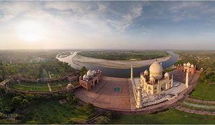 7 nowych cudów świata - niesamowite panoramy 360°