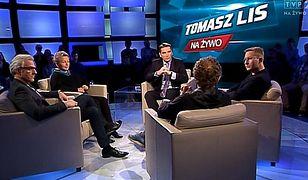 """Tomasz Lis na żywo"": Hubert Urbański ekspertem w programie Tomasza Lisa"