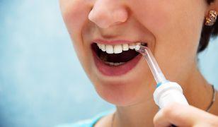 Irygator jest lepszy niż nić dentystyczna