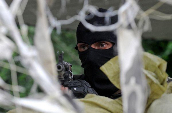 SBU: rosyjscy kozacy wspierają rebeliantów