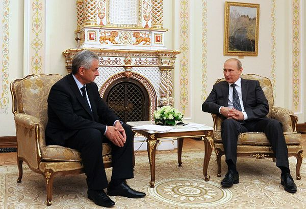 Cena secesji - czy Rosja wchłonie Abchazję?