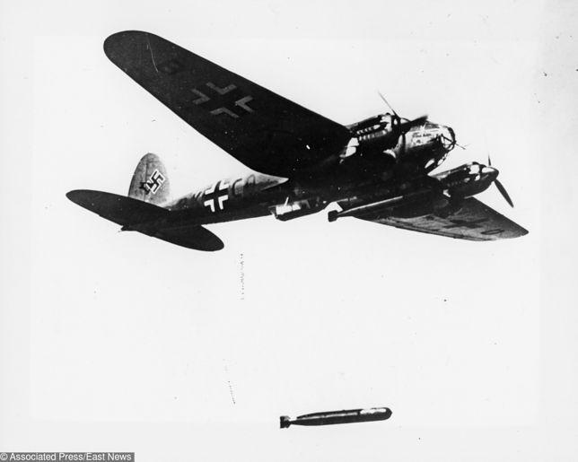 Wrak niemieckiego samolotu na Pomorzu. Tajemnicza katastrofa