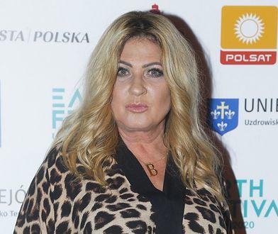 """Beata Kozidrak pokazała salon. """"Królowa"""" leży na kanapie"""