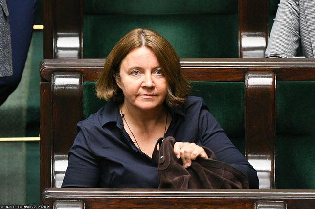 Joanna Lichocka skrytykowała program TVP3