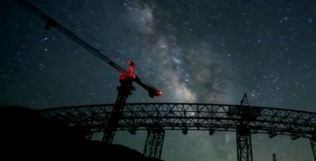 Największy teleskop na świecie zaobserwował wyjątkowego pulsara