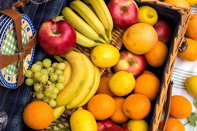 Fruktoza to cukier, który naturalnie występuje w owocach