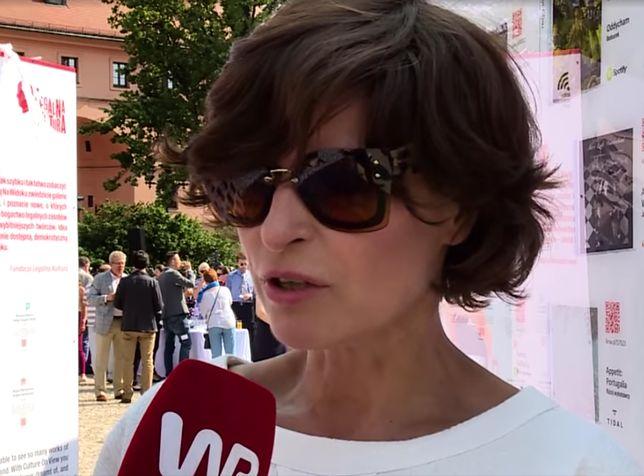 Legalna Kultura: Danuta Stenka o tym, że kulturę wysysa się z mlekiem matki