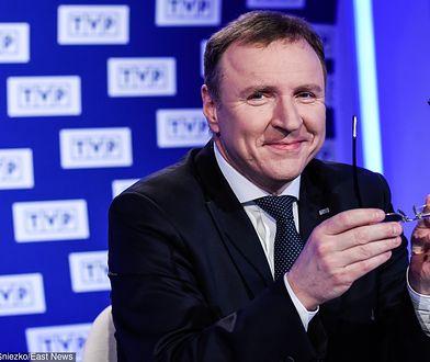 """Jacek Kurski ratuje oglądalność """"Wiadomości"""""""