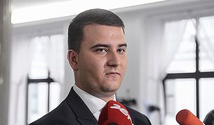 """Posłowie PiS: nie było próby"""" korupcji politycznej"""", rzecznik MON Bartłomiej Misiewicz został pomówiony"""