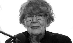 Nie żyje Marta Stebnicka. Legenda teatru i nauczycielka Anny Seniuk miała 95 lat