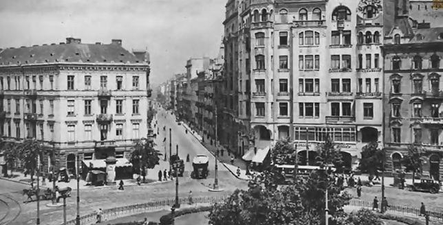 Świat przedwojennej Warszawy na filmie i fotografii [WIDEO]