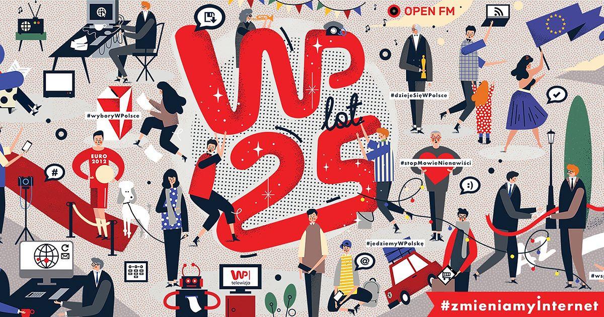 WP świętuje 25 lat istnienia