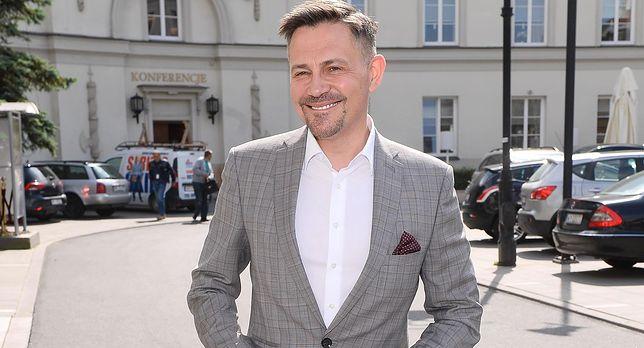 Krzysztof Ibisz pokazał syna. Wyrósł na przystojniaka?