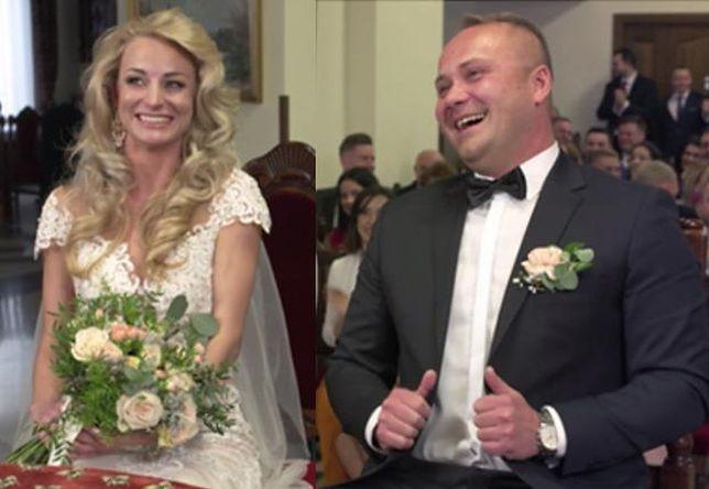 """Adrian ze """"Ślubu od pierwszego wejrzenia"""" komentuje pomysł zawarcia małżeństwa na wizji"""
