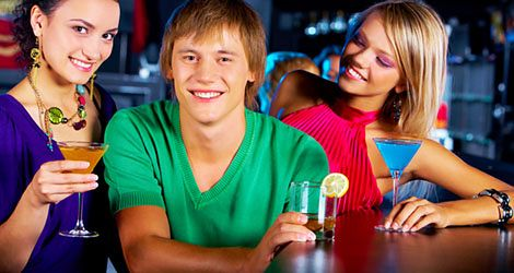 Najwięcej alkoholu wypijają Europejczycy