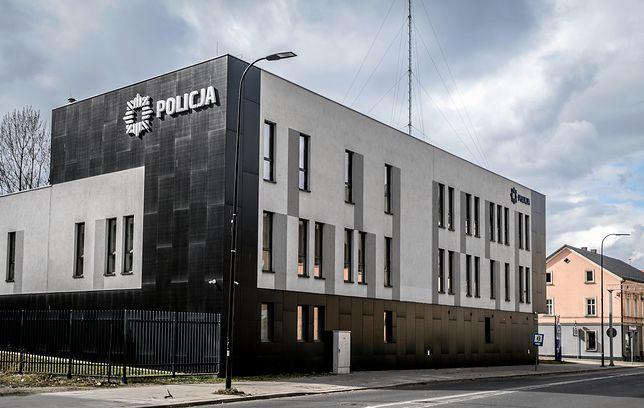Komisariat III w Gliwicach wybudowano w 2016 r.