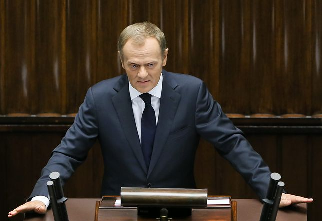 Swoje pierwsze expose Donald Tusk wygłaszał prawie dwie godziny dłużej niż Mateusz Morawiecki