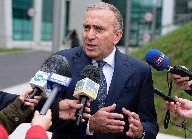 Grzegorz Schetyna zapewnia, że nie boi się powrotu Donalda Tuska do polskiej polityki