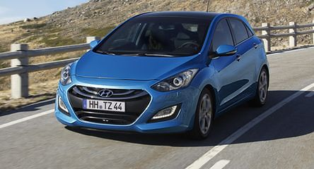 Hyundai i30: atak na segment Golfa