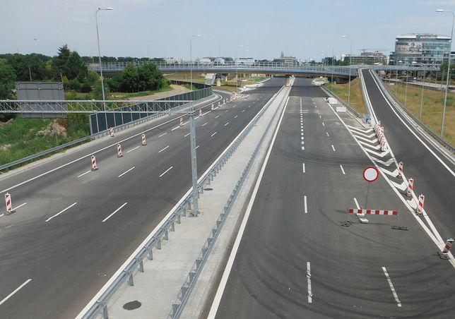 S79 zalicza się do najkrótszych tras szybkiego ruchu w Polsce