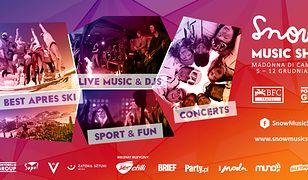 Snow Music Show - fuzja muzyki i sportu dla pełnoletnich