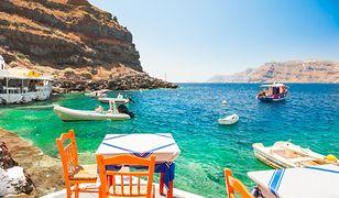 Tysiące turystów utknęło na greckich wyspach. Nie wiadomo, czy do jutra się wydostaną