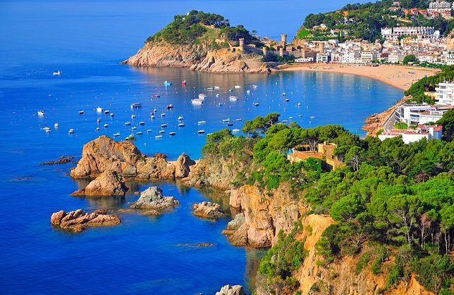 Atrakcje Tossa de Mar