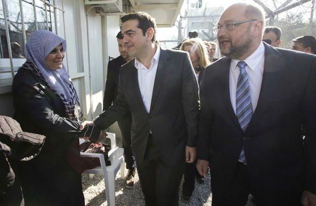 Premier Grecji: nie radzimy sobie z kryzysem migracyjnym