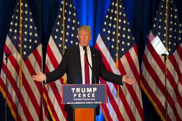 """Trump: Clinton prowadziła """"kryminalne przedsiębiorstwo"""""""