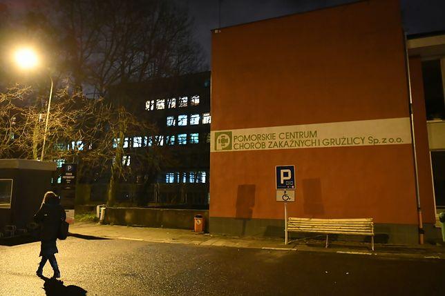 Podejrzani ws. koronawirusa z Chin trafili do Szpitala Zakaźnego w Gdańsku