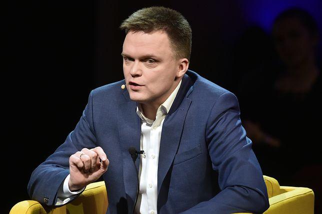 Szymon Hołownia skasował kontrowersyjny film