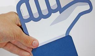 Nie daj się nabrać na usunięcie konta na Facebooku