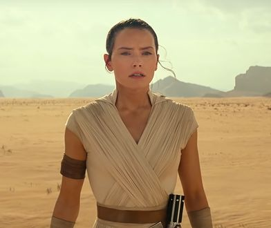 "Rey w ""The Rise of Skywalker"""