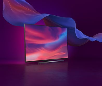 Grafika reklamowa Philips Performance