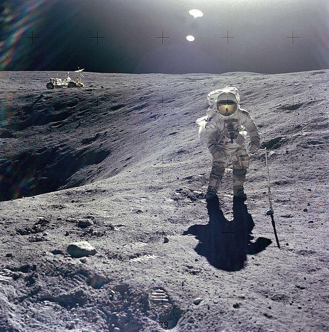 Tak jak Charles Duke, kolejni astronauci mogą mieć okazje do stąpania po Księżycu
