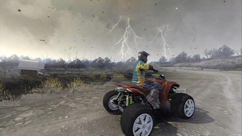 W Fuel może być naprawdę paskudna pogoda