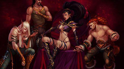 King's Bounty: Mroczna Siła — jeszcze więcej tego samego