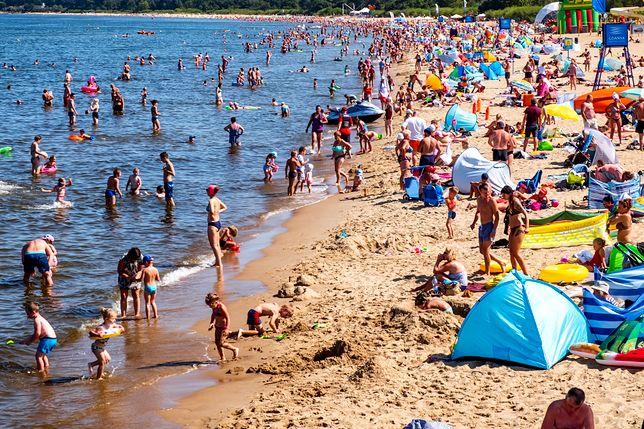 Prądy przybrzeżne to największe niebezpieczeństwo dla plażowiczów