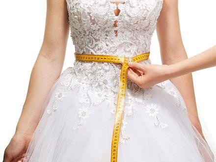 Suknia ślubna - jak optycznie wyszczuplić sylwetkę?
