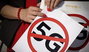 """Oszuści zbijają majątki na strachu przed 5G. UOKiK: """"Nie chcemy strzelać z armat do wróbli"""""""