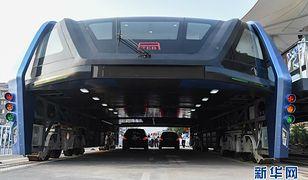 Chiński autobus przyszłości TEB to finansowy przekręt?