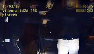 Pościg za pijanym nastolatkiem. Wiózł siedmiu pasażerów