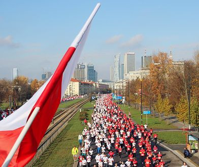 Warszawa. Bieg Niepodległości 2020 w zmienionej formule