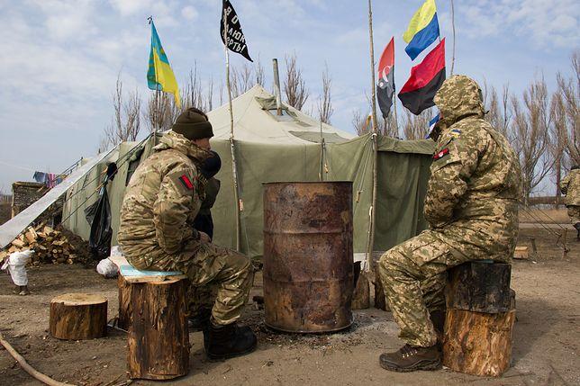 Ukraina: większość obywateli nie popiera stanu wojennego