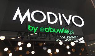 Otwarcie pierwszego sklepu MODIVO w Polsce